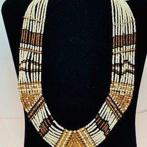 Jewelry - Native American Inspired Beaded Necklace